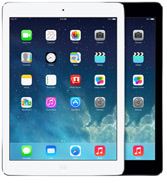 iPad 5 Air, iPad Mini 2 Retina